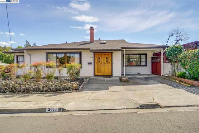 2496 Easy St., San Leandro, CA 94578 (#BE40899479) :: Real Estate Experts