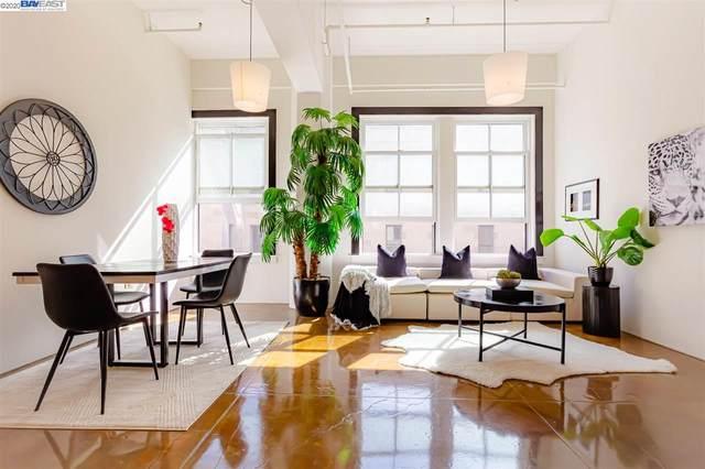 2 Mint Plz, San Francisco, CA 94103 (#BE40899494) :: Real Estate Experts