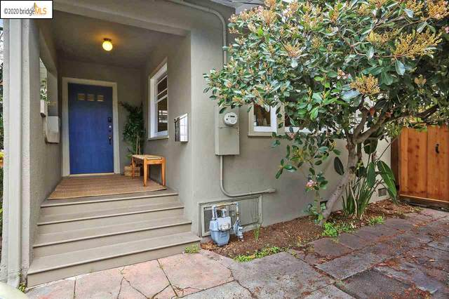 1040 Camelia, Berkeley, CA 94710 (#EB40899497) :: The Kulda Real Estate Group