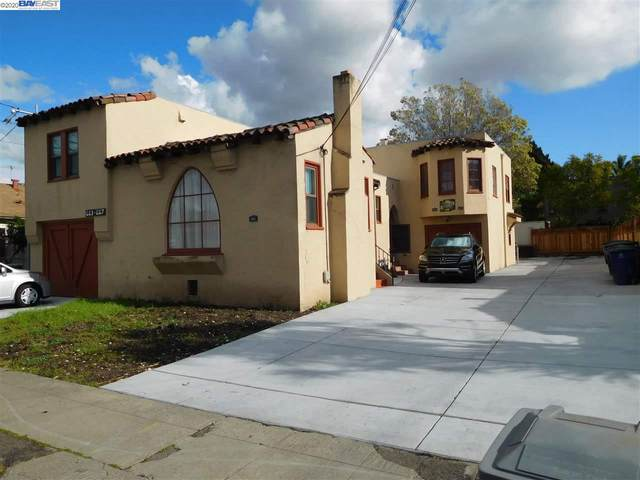 665 Dutton Ave., San Leandro, CA 94577 (#BE40899520) :: The Kulda Real Estate Group