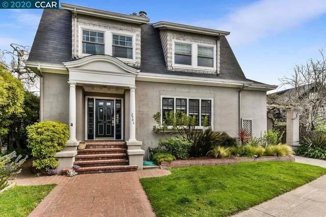 2943 Hillegass Ave, Berkeley, CA 94705 (#CC40899528) :: Keller Williams - The Rose Group