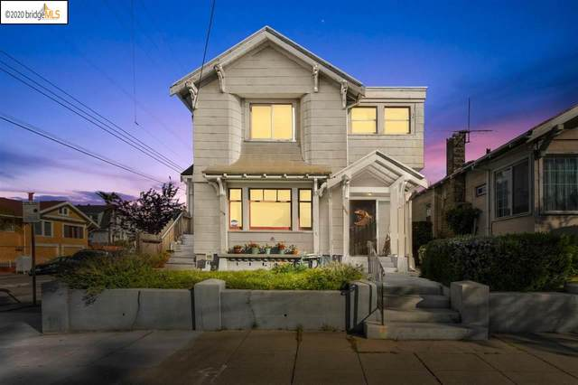 848 58Th St, Oakland, CA 94608 (#EB40899567) :: The Kulda Real Estate Group