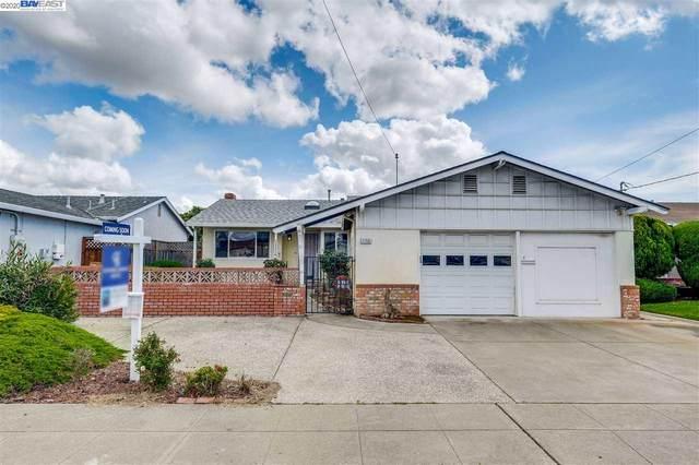 1156 Breckenridge St, San Leandro, CA 94579 (#BE40899586) :: Real Estate Experts