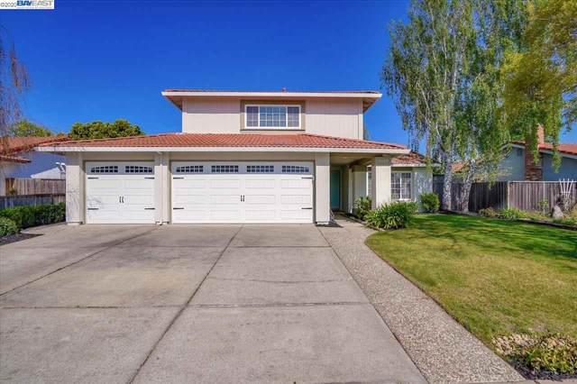 4919 Caspar St, Union City, CA 94587 (#BE40899651) :: Intero Real Estate