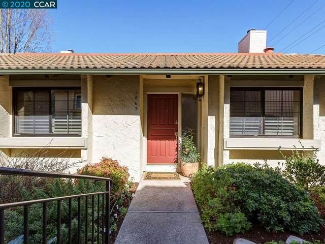 1463 Camino Peral, Moraga, CA 94556 (#CC40899656) :: The Kulda Real Estate Group