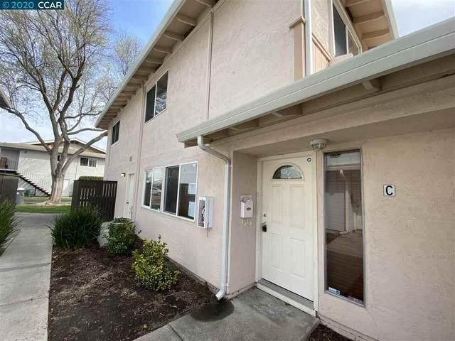 1062 Mohr Ln C, Concord, CA 94518 (#CC40899676) :: Strock Real Estate