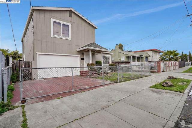 1087 80Th Ave, Oakland, CA 94621 (#BE40899730) :: The Kulda Real Estate Group