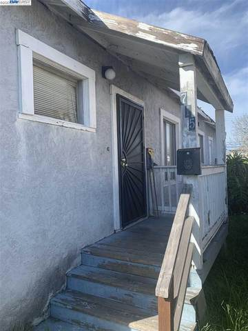 715 Maple Ave, Richmond, CA 94801 (#BE40899752) :: The Sean Cooper Real Estate Group