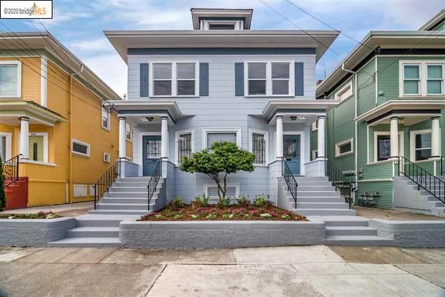 933 Apgar St, Oakland, CA 94608 (#EB40900056) :: Real Estate Experts