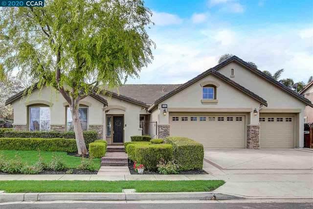 1656 Albani Pl, Brentwood, CA 94513 (#CC40900141) :: The Kulda Real Estate Group