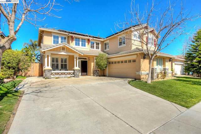 713 Thompsons Dr, Brentwood, CA 94513 (#BE40900162) :: The Kulda Real Estate Group