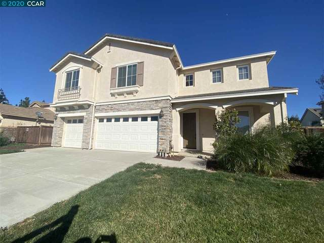 140 Fahmy St, Brentwood, CA 94513 (#CC40900168) :: The Kulda Real Estate Group