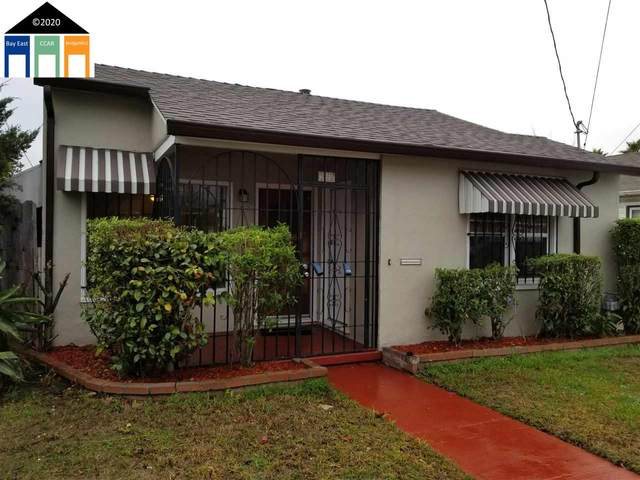 6719 Eastlawn St, Oakland, CA 94621 (#MR40900193) :: The Kulda Real Estate Group