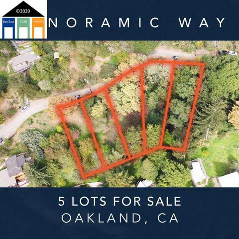 0 Panoramic Way, Oakland, CA 94704 (#MR40900226) :: The Realty Society