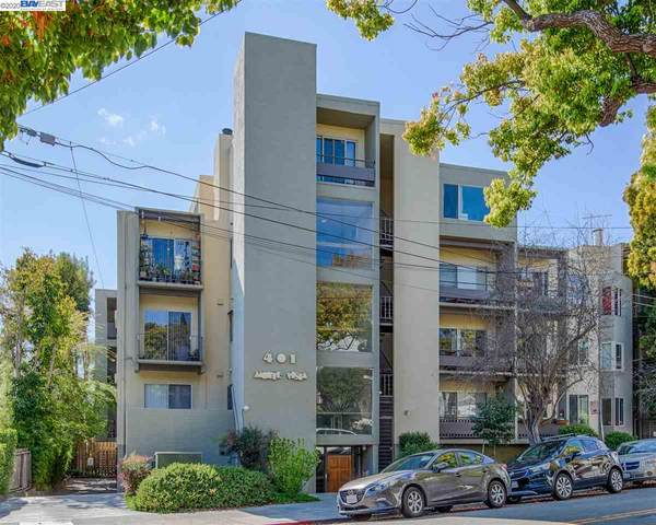 401 Monte Vista Ave, Oakland, CA 94611 (#BE40900235) :: Live Play Silicon Valley
