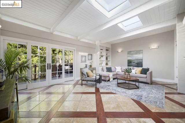 2601 Camino Lenada, Oakland, CA 94611 (#EB40900244) :: The Kulda Real Estate Group