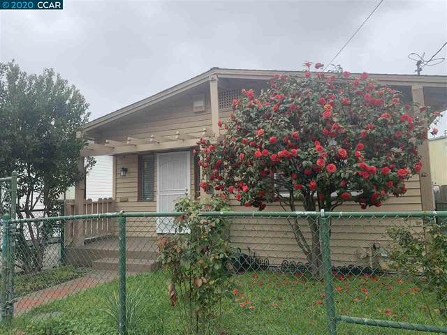5409 Crittenden St, Oakland, CA 94601 (#CC40900274) :: The Realty Society