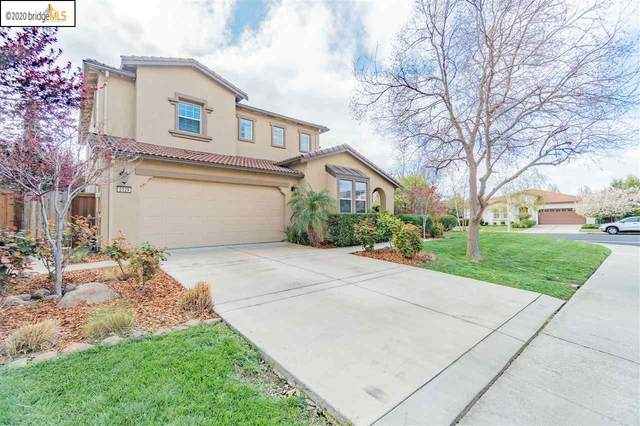 2029 Mint Dr, Brentwood, CA 94513 (#EB40900286) :: The Kulda Real Estate Group