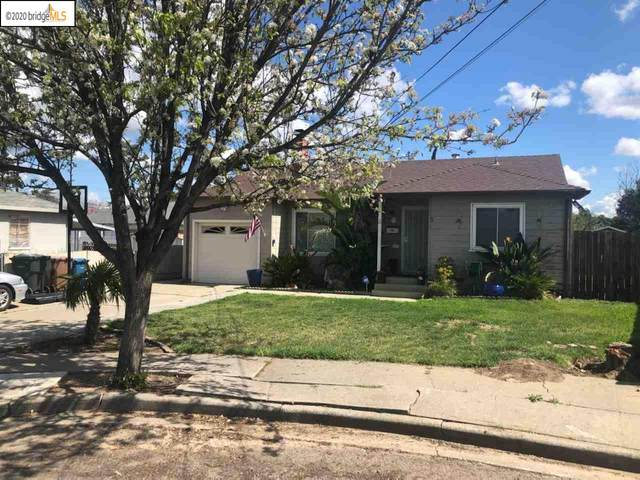 7 Madill Ct, Antioch, CA 94509 (#EB40900294) :: Real Estate Experts