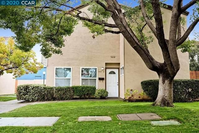 1445 Bel Air Dr, Concord, CA 94521 (#CC40900303) :: Real Estate Experts