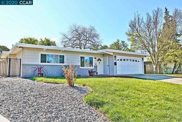1530 Mendocino Dr, Concord, CA 94521 (#CC40900337) :: The Sean Cooper Real Estate Group