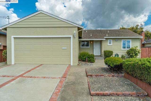 16286 Lyle St, San Leandro, CA 94578 (#BE40900353) :: Real Estate Experts