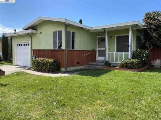 26271 Underwood Ave., Hayward, CA 94544 (#BE40900356) :: The Realty Society