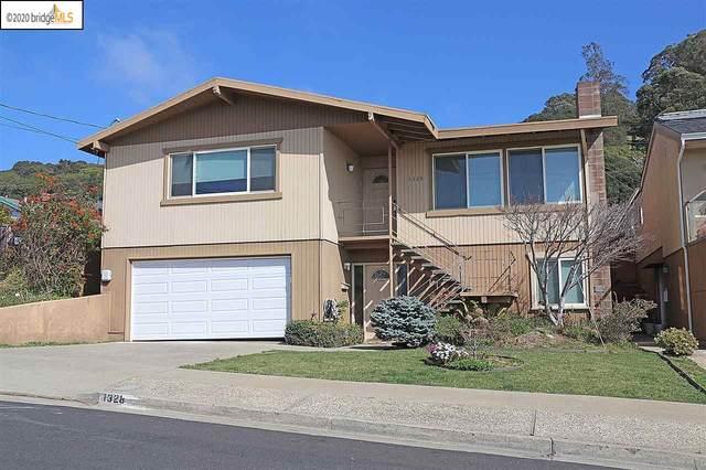 1328 Scott St, El Cerrito, CA 94530 (#EB40900359) :: The Realty Society