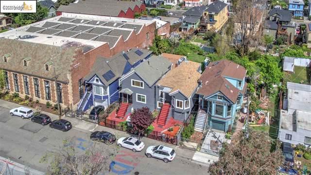 700 29Th St, Oakland, CA 94609 (#EB40900360) :: The Realty Society