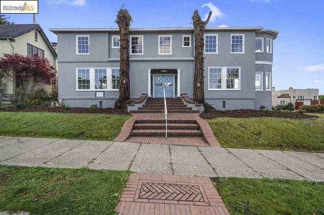 600 Haddon Rd, Oakland, CA 94610 (#EB40900364) :: The Realty Society
