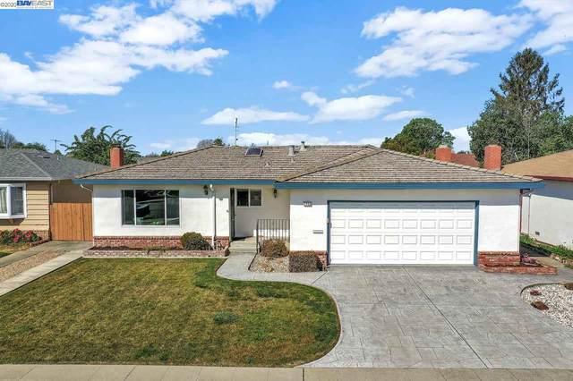 2463 Hilton Street, Union City, CA 94587 (#BE40900377) :: Intero Real Estate