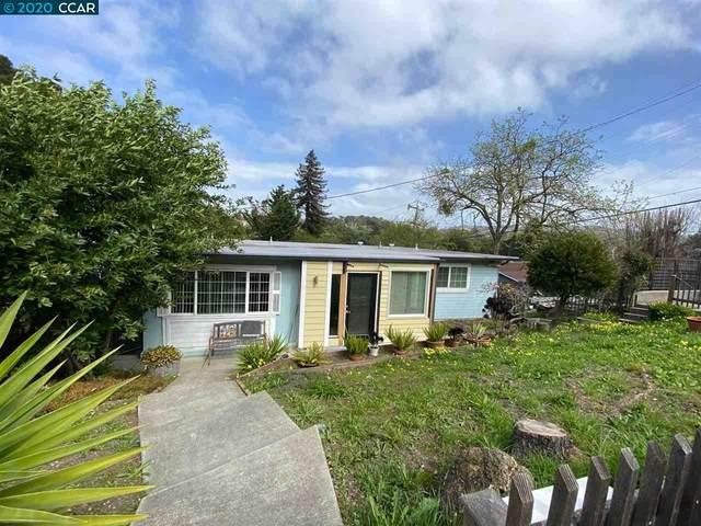 4747 Canyon Rd, El Sobrante, CA 94803 (#CC40900405) :: Live Play Silicon Valley