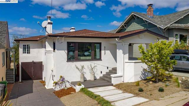 5137 Fairfax Ave., Oakland, CA 94601 (#BE40900447) :: The Realty Society