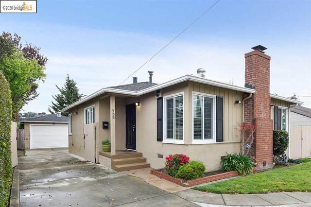738 Mclaughlin St, Richmond, CA 94805 (#EB40900465) :: The Goss Real Estate Group, Keller Williams Bay Area Estates