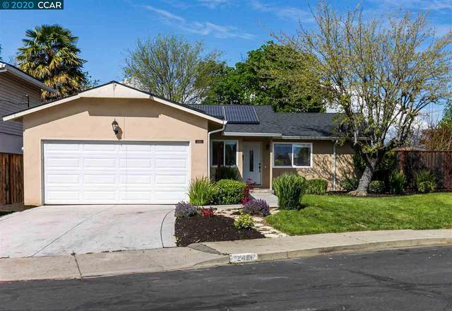 2466 Tanager Ct, Concord, CA 94520 (#CC40900477) :: The Sean Cooper Real Estate Group