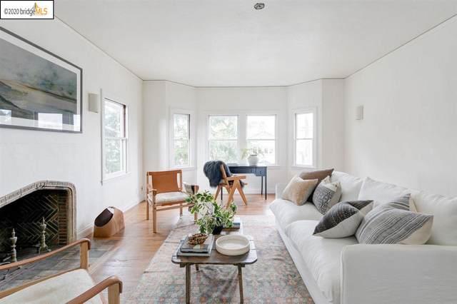 4146 Manila Ave, Oakland, CA 94609 (#EB40900510) :: The Kulda Real Estate Group