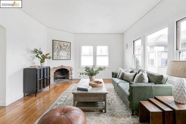 4146 Manila Ave, Oakland, CA 94609 (#EB40900511) :: The Kulda Real Estate Group