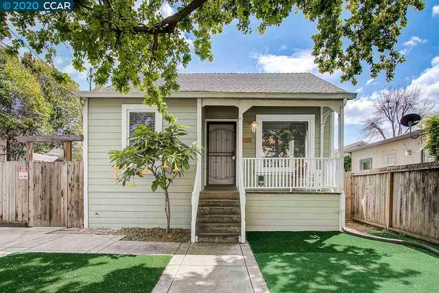 2254 Almond Ave, Concord, CA 94520 (#CC40900547) :: Real Estate Experts
