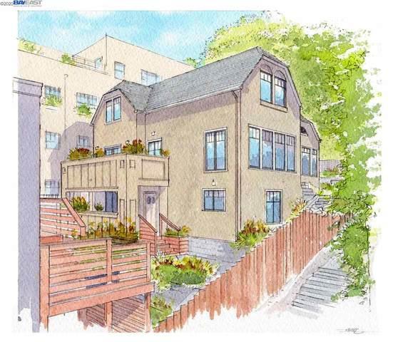 3400 Richmond Boulevard, Oakland, CA 94611 (#BE40900553) :: The Kulda Real Estate Group