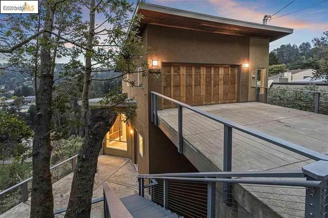 6841 Exeter Dr, Oakland, CA 94611 (#EB40900747) :: The Kulda Real Estate Group