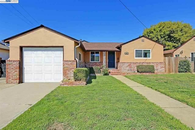 463 Nabor St, San Leandro, CA 94578 (#BE40900754) :: The Kulda Real Estate Group