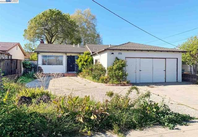 1209 Breckenridge St, San Leandro, CA 94579 (#BE40900756) :: The Kulda Real Estate Group