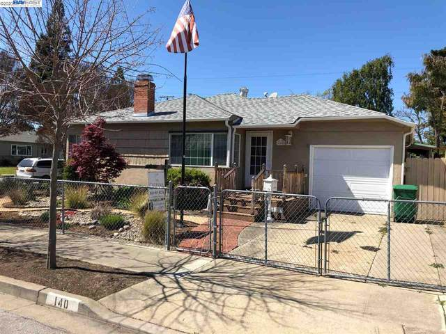 140 Hermes Ct, Hayward, CA 94544 (#BE40900764) :: Intero Real Estate