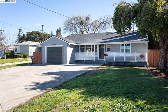 22080 Young Ave, Castro Valley, CA 94546 (#BE40900845) :: Real Estate Experts