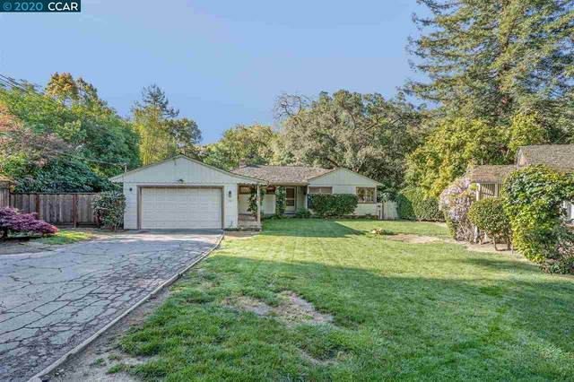 935 Carol Ln, Lafayette, CA 94549 (#CC40900900) :: The Sean Cooper Real Estate Group