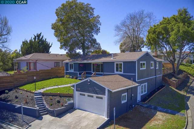 3583 Calandria Ave, Oakland, CA 94605 (#CC40900910) :: The Sean Cooper Real Estate Group