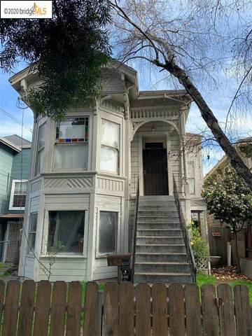 1106 Chester St, Oakland, CA 94607 (#EB40900911) :: Strock Real Estate