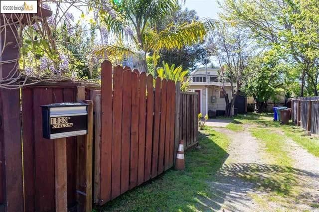 1933 Carlson Blvd, Richmond, CA 94804 (#EB40900926) :: Real Estate Experts