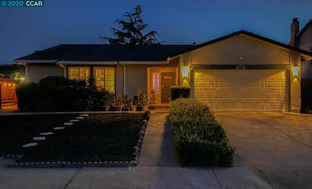 1862 Redwood Rd, Hercules, CA 94547 (#CC40900935) :: The Goss Real Estate Group, Keller Williams Bay Area Estates