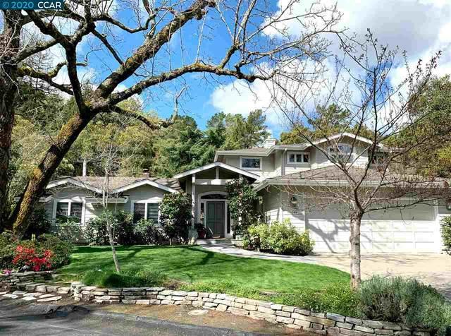 1049 Via Nueva, Lafayette, CA 94549 (#CC40901007) :: The Kulda Real Estate Group